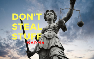 Karma, And Why My Ex-Boss May Go To Jail