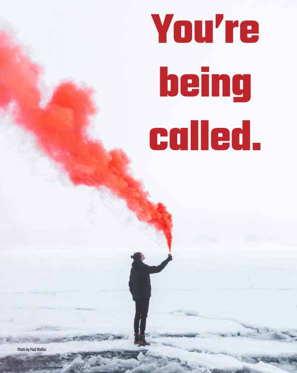 Call to Innovate - You are being called!